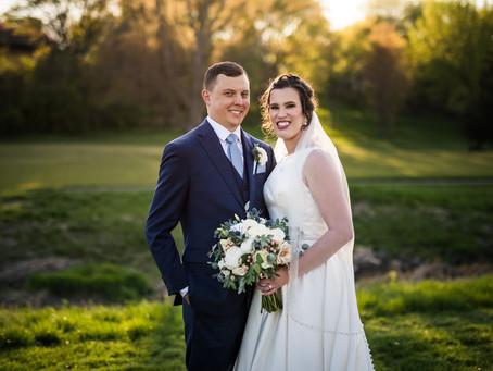 The Jayhawk Club Wedding   Callie & Kyle