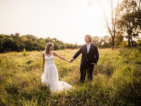 Burr Oaks Wedding | Noel & Matthew