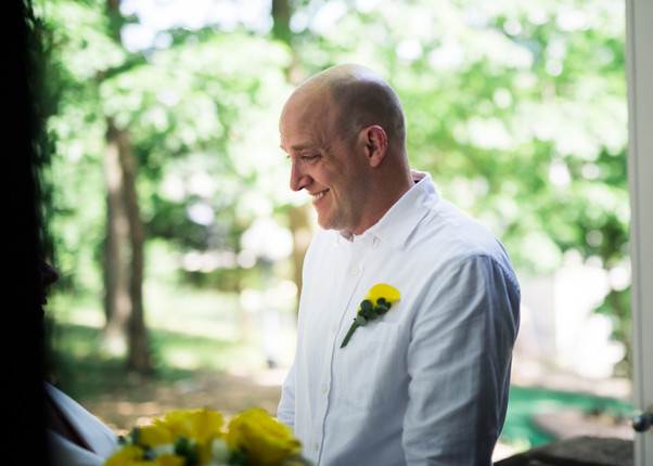 Lake of the Ozarks Wedding First Look