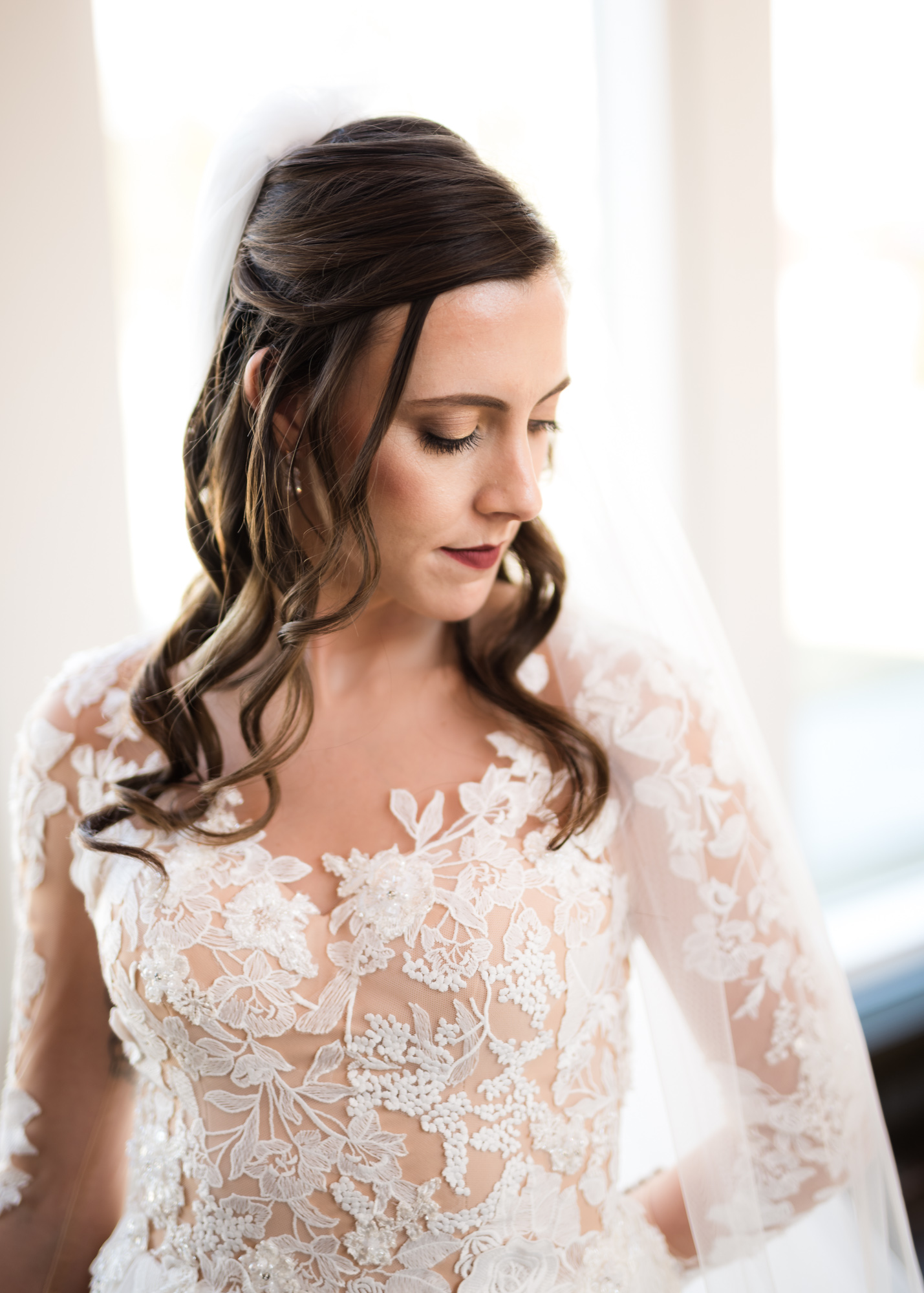 Bridal Kansas City Wedding Photographer