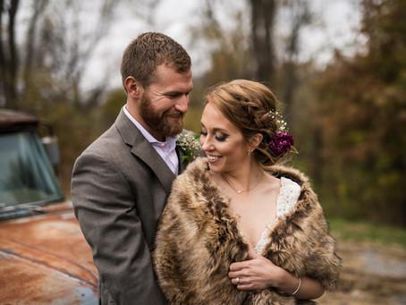Backwoods Venue 222 Wedding | Ashlie & Brandon
