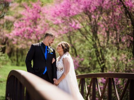 Deer Ridge at Lexington Wedding   Julia & Tim