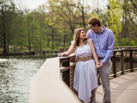 Antioch Park Engagement   Alex & Vance