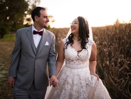Vanessa and Matt