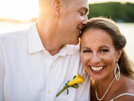 Lake of the Ozarks Wedding | Amy & Rob