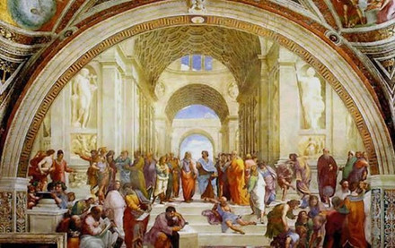 Influencia de la Filosofía Griega en el Cristianismo