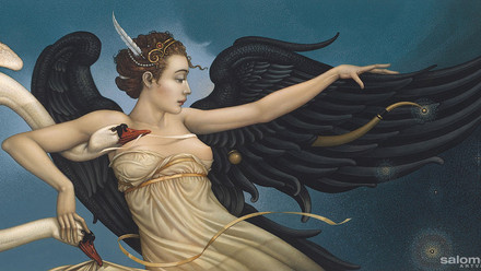 Michael Parkes - magia hecha arte