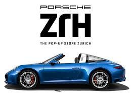 Porsche Pop-up-Store