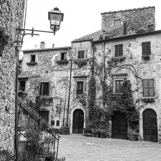 Montemerano, il Borgo più bello d'Italia