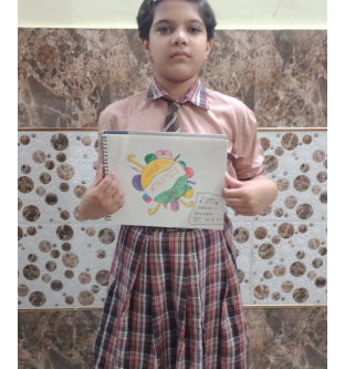 Manava Bhawna public school, Nathupura, Burari, Delhi, organized World Athletics Day