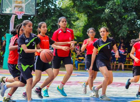 Delhi State CBSE Cluster Basketball Tournament 2019 Final Results