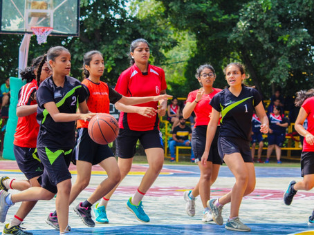 Delhi State CBSE Cluster Basketball Tournament 2019 Final Results