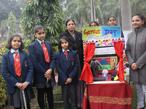 Annual Exhibition of Science, Art & Craft, IT, Career Fest & Book Fair - 2019 at The Mann School