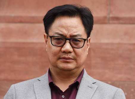 New education policy will have sports as part of curriculum: Shri Kiren Rijiju, Sports Minister
