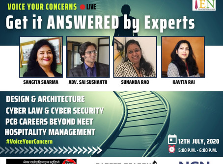 Youngsters Entrepreneur Nexus brings a wave of relief with a 3-day e-Series for students