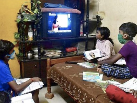 Kerala Launches School TV Channel & Study Groups For Kids With No Access To Internet