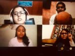 Virtual Teachers' Day Celebrations at DAV Public School, Sreshtha Vihar