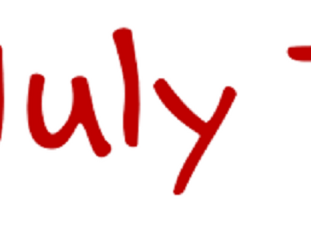 What's the important on this day the 7 July