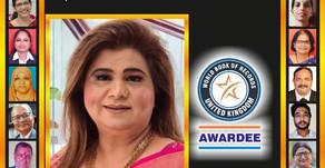 Mrs. Alka Kapur, Principal, Modern Public School, Shalimar Bagh, Delhi has been awarded...