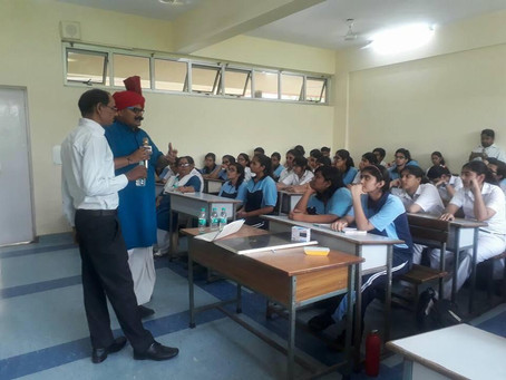 Knowledge Of Road Safety is important for students learning - DPS Delhi Public School Sector 19