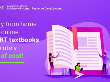 Get NCERT Textbooks ONLINE for Free