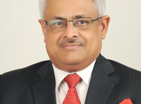 Mr. S Sriram joins The Mann School, as its Principal