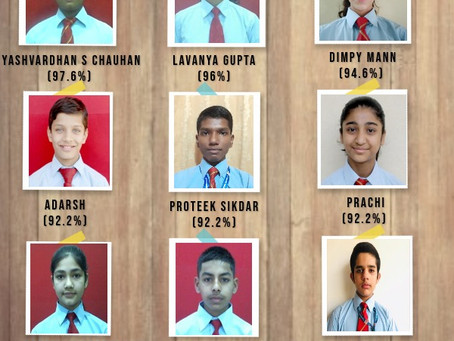 Exceptional Performance in Board Exams by the Students of The Mann School - K12 News
