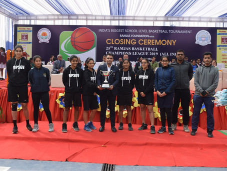 India's Biggest School Level Basketball Tournament RBCL 2019 Final Results