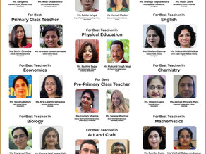 List of UniApply Teacher Excellence Awards 2021 winners, powered by The Times of India