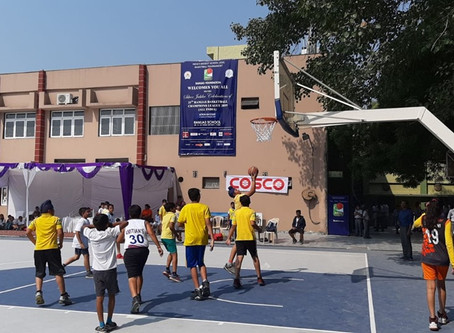Witness the Rising Sports Players of India in Basketball at Ramjas Basketball Champions League 2019