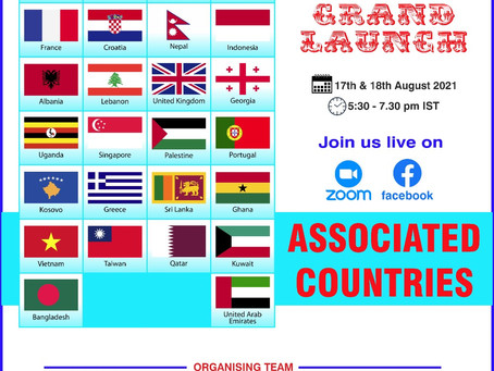 GRAND LAUNCH AND EDUCATIONAL CONCLAVE OF GLOBAL EDUCATORS FRATERNITY