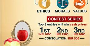 Thats Me Contest by Modern Public School Shalimar Bagh Delhi