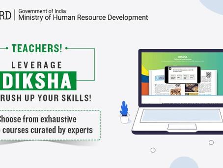 Teachers, DIKSHA can be your ultimate learning buddy – Says Dr. Ramesh Pokhriyal Nishank
