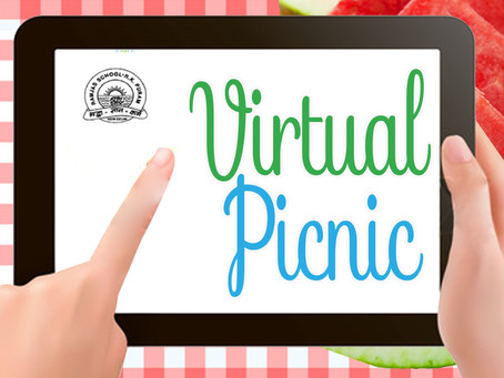 Virtual Picnic Organized by Ramjas School RK Puram New Delhi