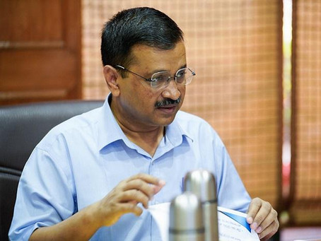 Chief Minister of Delhi Shri Arvind Kejriwal welcomes cancellation, postponement of CBSE board exams