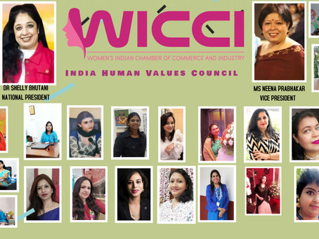 INDIA HUMAN VALUES COUNCIL ANNOUNCED IT'S TEAM ON 15th JUNE 2021
