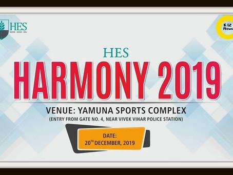 Harmony 2019 HES