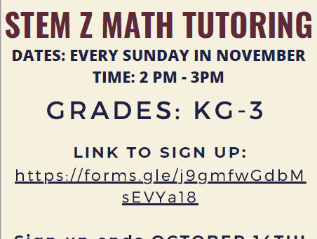 Elementary Math Tutoring