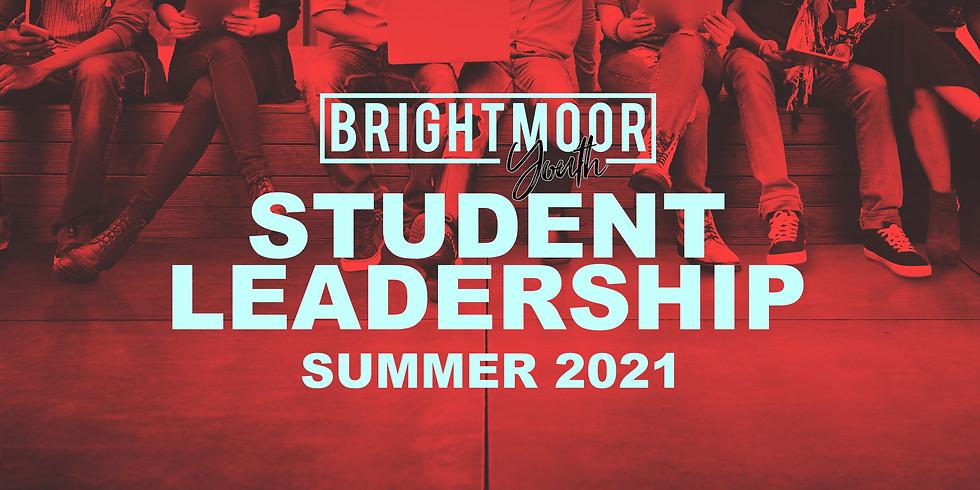Student Leadership (for those entering 9th grade - graduating seniors)