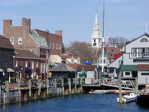 Old Harbor Newport, Rhode Island