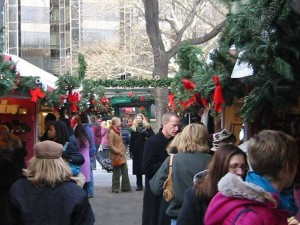 New York Christmas Markets