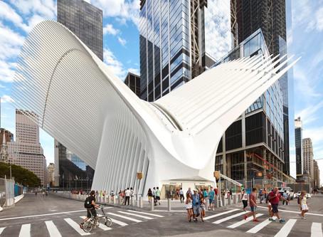 The World Trade Center Oculus