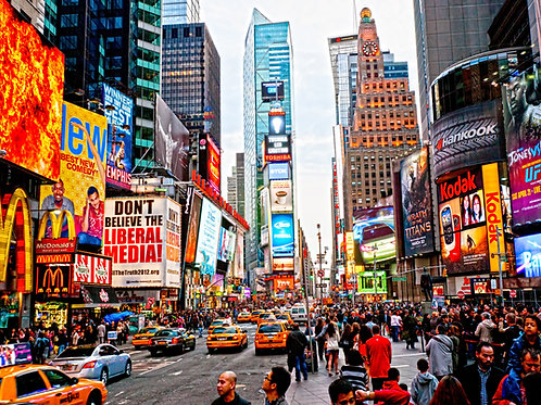 6-Hour Private New York City Driving Tour by MiniVan - $849.00