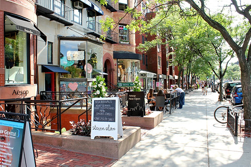 Charles Street Boston