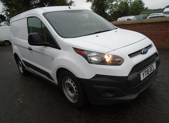 2018 FORD TRANSIT CONNECT SWB