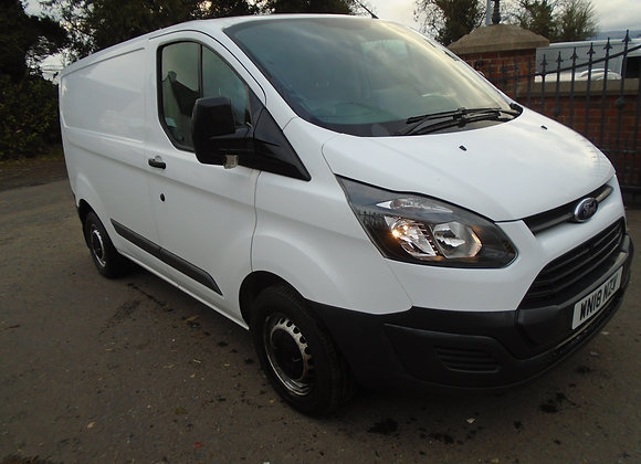 copy of 2018 FORD TRANSIT CUSTOM 130HP.