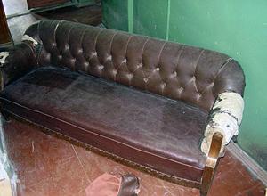 Ремонт дивана до