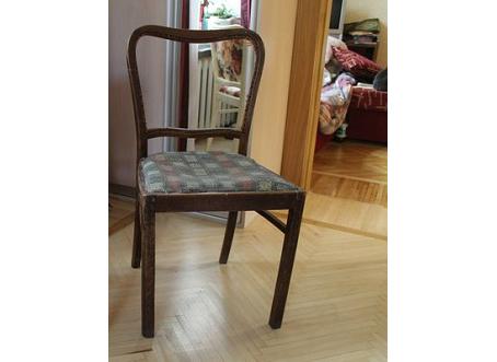 Обивка стула на дому до