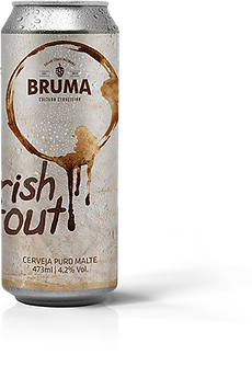 Lata Bruma Irish Stout