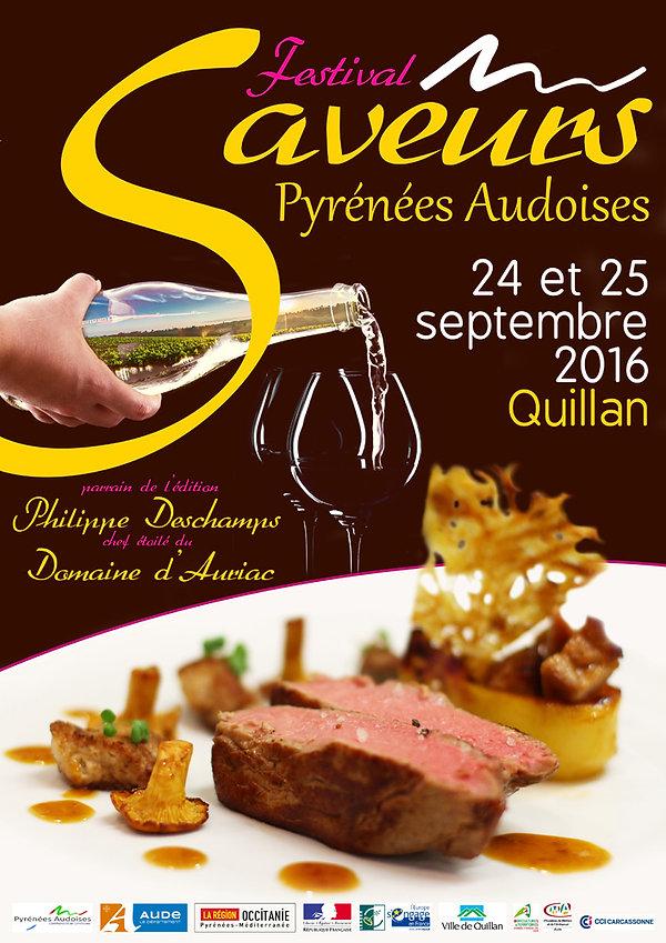 Festival des Saveurs Pyrénées Audoises